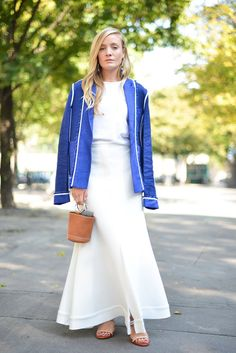 Pin for Later: The Best Street Style From All of Paris Fashion Week Paris Fashion Week, Day 5 Kate Foley.