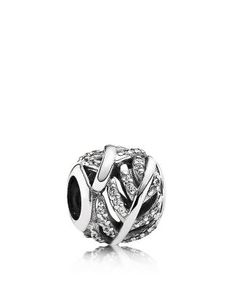 PANDORA Charm - Sterling Silver