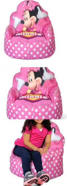 Sofas and Armchairs 134648 Disney Minnie Mouse Sofa Chair BUY