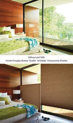 Window treatments do more than dress a window,  they enhance a room with…