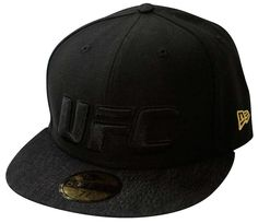 Boné New Era aba reta 5950 59Fifty UFC Takedown f1af2ccd7096