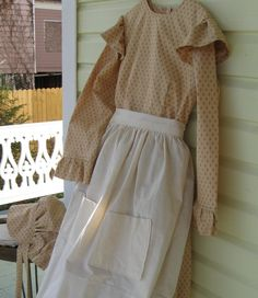 pioneer dress for girls