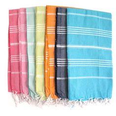 Turkish-T Bath Towels
