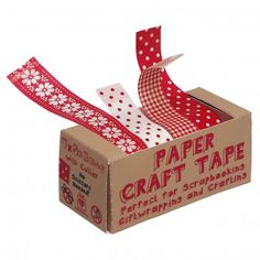 Scandi Chic Paper Tapes ♥ ♥