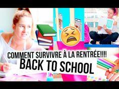 Survivre à la rentrée! {Conseils, DIY et plus!}    BACK TO SCHOOL 2015