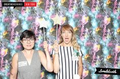 creative mornings nyc - Smilebooth