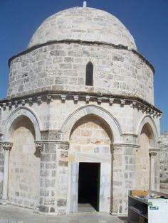 Mount of olive.  Yerusalem