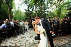 Millcreek Inn Wedding Ceremony | Logan Walker Photography