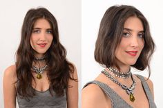 Not ready to cut your hair short yet? How-to fake a long bob in 6 easy steps here!