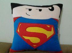 Almofada de Feltro do Superman