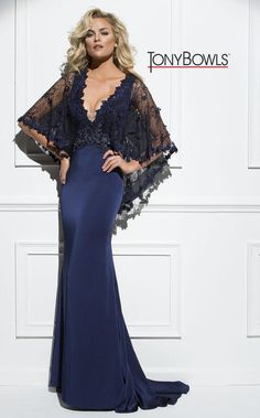 Tony Bowls Collection TB117127  Tony Bowls Evening Hannah's Boutique
