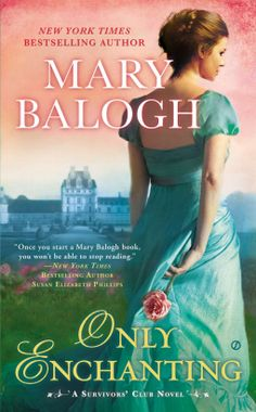 Working Mommy Journal: Only Enchanting by Mary Balogh #review