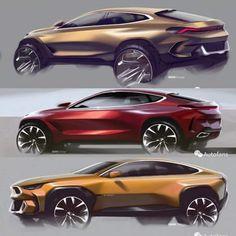 drawings of dresse Bmw Design, Car Design Sketch, Auto Design, Bmw Sketch, Antique Cars For Sale, Top Luxury Cars, Bmw X6, Mercedes Benz Logo, Futuristic Cars