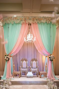 The Reception Stage Decor makes your reception pictures look Amazing. We have curated a list of Reception Stage Decor ideas that we are absolutely loving. Engagement Stage Decoration, Wedding Hall Decorations, Desi Wedding Decor, Luxury Wedding Decor, Reception Stage Decor, Wedding Reception Backdrop, Wedding Entrance, Wedding Mandap, Wedding Receptions