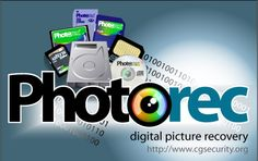 PhotoRec is a free and open source file carver data recovery software tool.