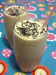 Milk Shake de Café | Gordelícias
