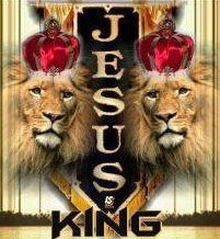 Jesus, the lion of Judah, our King of kings and Lord of lords