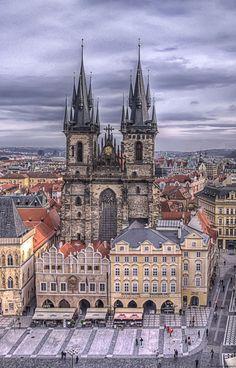 #Prague, #Czech #Republic. #CR #czechrepublic #travel #go #expat #europe