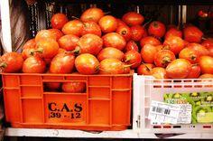 Tomate de arbol, tree tomato or tamarillo