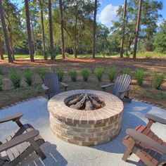 Epic Land Design Fire Pit More. See More. Traditional Patio By Ellis  Construction Co., Inc.