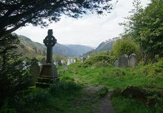 The photos of Glendalough Cemetery in Ireland make it a place I want to visit someday