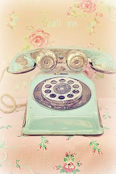 call me by lucia and mapp, via Flickr