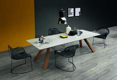 Mesas de refeições minimalistas Minimalist dining tables www.intense-mobiliario.com  SUEZ