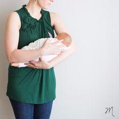 Breastfeeding Fashion, Breastfeeding Clothes, Camisole Top, Tank Tops, Dresses, Women, Vestidos, Halter Tops, Nursing Tops