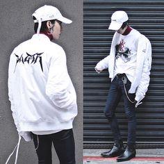 Get this look: http://lb.nu/look/8590533  More looks by IVAN Chang: http://lb.nu/ivan  Items in this look:  Sugar005 Jacket, Sugar005 Cap   #artistic #street #vintage