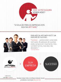 Email Marketing criativo Artyweb.
