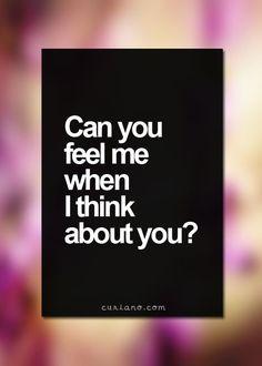 Do you feel me??