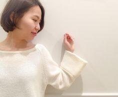 I love spring knit...