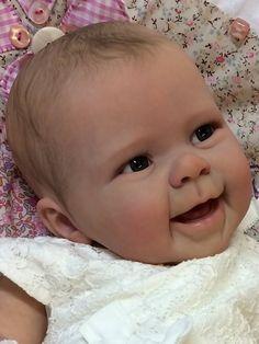 Joanna's Nursery ~ ADORABLE~  Reborn Baby GIRL~ MAIZIE by ANDREA ARCELLO~ #JoannasNursery