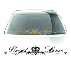 Royal stance Sticker – stickyart