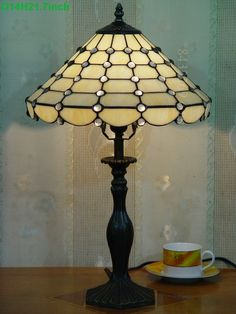 Pearl Tiffany Lamp	14S8-50T564