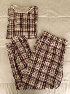 7c84661730 Burts Bee Baby Family Jammies Plaid Pajamas Size XXL Mens  fashion  clothing   shoes  accessories  mensclothing  sleepwearrobes (ebay link)