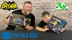 Pop In A Box Unboxing of Batman Funkoverse Game with Walkthrough and Batman & Robin Comic Moment Robin Comics, Batman Robin, Dc Comics, Strategy Games, Infinite, Dads, In This Moment, Baseball Cards, Pop