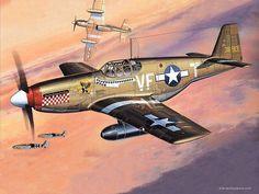 North American A-36 Apache ~ BFD