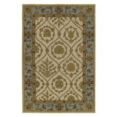 Have to have it. Kaleen Home and Porch Turner Creek 2007-42 Indoor/Outdoor Area Rug - Linen $239
