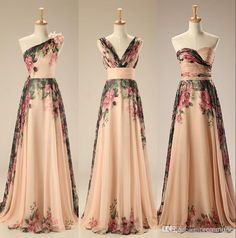 Show your best to all people even in the evening and then get 2016 evening gowns real sample mixed styles floor length long floral print flowers beach evening dresses formal gowns in prommuse and choose wholesale evening dresses patterns,evening dresses plus size uk and evening dresses plus sizes on DHgate.com.
