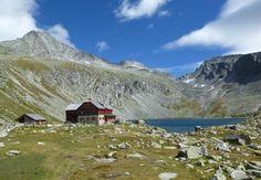 Fernansicht Arthur-von-Schmid-Haus Places To Go, Cabin, Mountains, House Styles, Nature, Travel, House, Tours, Hiking