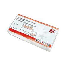 Buste commerciali 5 Star Bianco 11x23cm 90 g/mq senza Finestra 2 - #Buste