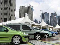 Peugeot 206 CC, Partner, 307 SW & 306