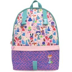 foxtrot backpack from Paperchase