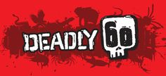 BBC Deadly 60 Series Two identity  (Frank Ideas Ltd)  Take a closer look at this identity - how many Deadly creatures can you see?