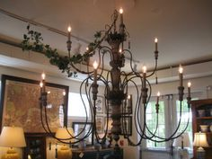 British Cottage - Lighting