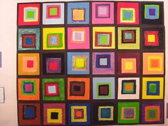 josef albers homage to the square - a fave by sproutgirl74 / jenifer lake, via Flickr