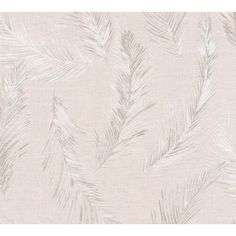 Rasch Blush pink & grey Foliage Smooth Wallpaper - B&Q for all your home and garden supplies and advice on all the latest DIY trends Tree Nature Wallpaper, Feather Wallpaper, Diy Wallpaper, Textured Wallpaper, Embossed Wallpaper, Small Bedroom Hacks, Bedroom Ideas, Blush Pink Wallpaper, Galerie Wallpaper