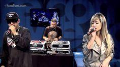 """Detentos do Rap em """"Campo de guerra"""" no Estúdio Showlivre 2013"""