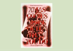 Design Displacement Group  XMAS COMES MORE OFTEN THAN YOU DO © 2014